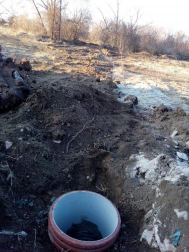изграждане на канализация